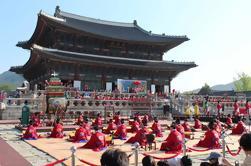 Excursión a los pequeños palacios de los pequeños palacios de Seúl