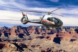 Grand Canyon Helikopter en Ground Tour Van Phoenix