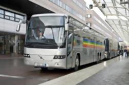 Transfert de départ partagé de l'aéroport de Skavsta