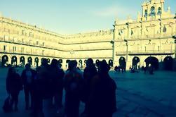 Excursión a pie en Salamanca