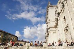 Excursión a pie por Valladolid