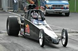 Dragster Drive Experience en Las Vegas Motor Speedway