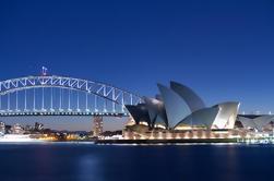 Excursão áudio auto-guiada de Sydney