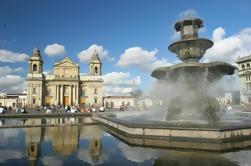Ciudad de Guatemala y Antigua Tour de día completo