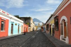 Tour por la mañana colonial de Antigua desde la ciudad de Guatemala