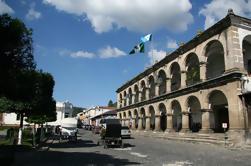 Tour de día completo: Antigua colonial, fábrica de jade y experiencia textil con almuerzo de la ciudad de Guatemala