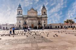 Tour Privado: Excursión por la mañana o por la tarde a la Ciudad de Guatemala