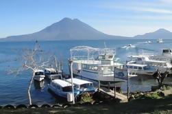 Excursión de un día a Lago Atitlán, Panajachel y Santiago en barco desde la ciudad de Guatemala