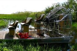 1 hora de paseo en barco privado por los Everglades