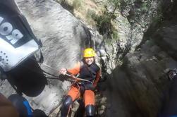 Canyoning em Almería