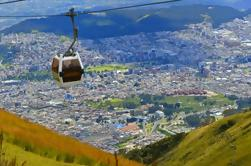 Visita a la Ciudad de Quito y Monumento a los Monumentos del Mundo