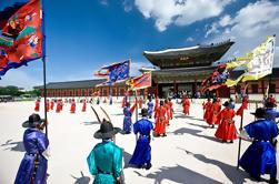 Tour por la mañana de medio día de Seúl a Jogye Temple, Gyoengbok Palace y Insadong