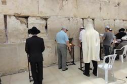 Jewish Heritage Private Tour naar Jeruzalem van Tel Aviv