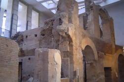 Roma Subterránea: Bajo el Tour de Pequeños Grupos de las Calles