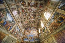 Skip-the-Line Museus do Vaticano Excursão em grupo pequeno