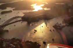 Passeio de Sydney e vôo de alegria acrobática