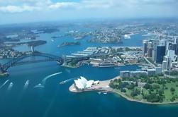 Vôo Aerobatic da emoção de Sydney