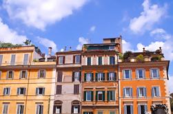 Trastevere e Roma del Ghetto ebraico di mezza giornata Tour a piedi