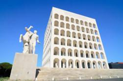 Pasado Fascista de Roma: Visita privada a pie del distrito EUR de Mussolini