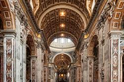 Skip the Line: Museus do Vaticano, Capela Sistina e Basílica de São Pedro Tour de meio dia a pé