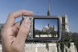 Tour a pie del fotógrafo de París