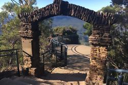 Private Blue Mountains e Wildlife Park Excursão de um dia a partir de Sydney com almoço churrasco
