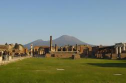 Ruinas de Pompeya con una guía privada
