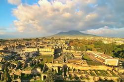 Ruinas Pompeya guiadas por pequeños grupos y excursión a Sorrento con un almuerzo en la finca