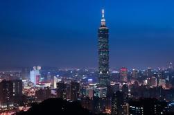 Excursión nocturna de Taipei, incluida la cena Din Tai Fung