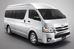 Transfert d'arrivée privé: Aéroports de Bangkok à l'hôtel en minibus