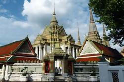 Excursão privada de meio dia: O melhor dos templos de Banguecoque