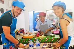 Cocina tailandesa de medio día en Phuket
