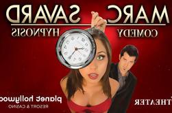 Marc Savard Comedia Hipnosis