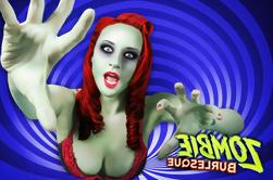 Zombie Burlesque en el Planet Hollywood Resort