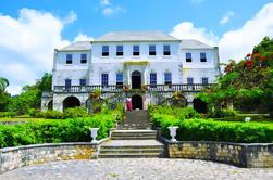 Rose Hall Gran Casa y Luminosa Laguna Combo Tour