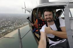 Experiencia de helicóptero de Melbourne Selfie