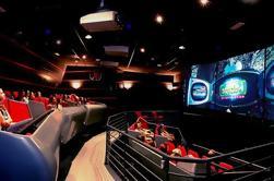 Time Elevator Roma 3-D película y paseo simulado