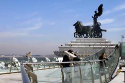 Vittoriano panorâmico telhado visualização com Skip-the-line Coliseu Tour