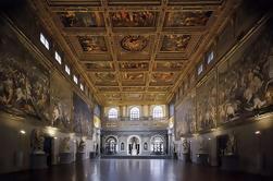 Tour del Palazzo Vecchio Incluyendo la Torre Arnolfo y el Metro