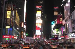 Excursión a pie del distrito de los teatros de Broadway