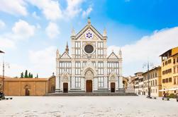 Visita guiada de la Uffizi, la Accademia y la Basílica de Santa Croce