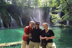 Visita guiada privada del Parque Nacional de Plitvice desde Zagreb