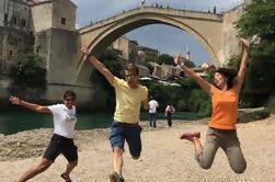 Mostar y Ston Excursión privada de día guiada a partir de Split y finalización en Dubrovnik