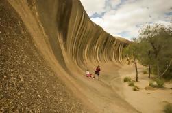 Wave Rock, York, Wildflowers y Tour Cultural Aborigen de Perth