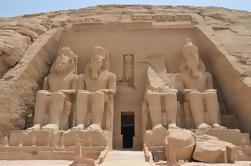 Private Tour: Abu Simbel Flight e Tour de Assuão