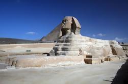 Tour Privado: Pirámides de Giza, Esfinge, Memphis, Dahshur