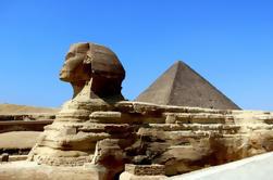 Tour Privado: Pirámides de Giza, Esfinge, Memphis, Sakkara