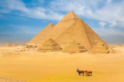 Tour Privado: Excursión de un día a El Cairo desde Hurghada