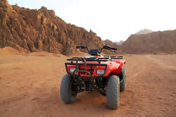 Quad Ciclismo en el desierto de Egipto desde Hurghada