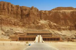 Tour privado: Luxor Cisjordania, Valle de los Reyes y el Templo de Hatshepsut